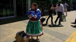 ¡María llega a la capital a buscar a Maricruz!
