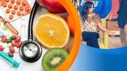 Galilea Montijo se somete a un cocktail de vitaminas