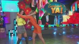 Revive la reacción de Cynthia Urías cuando Ximena Córdoba la desgreñó en programa en vivo