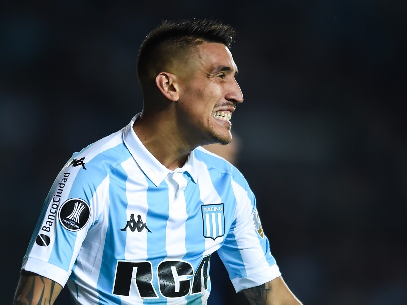 Ricardo Centurión - Atlético San Luis