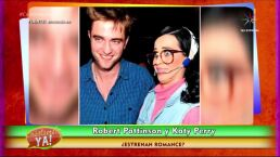 ¿Robert Pattinson y Katy Perry estrenan romance?