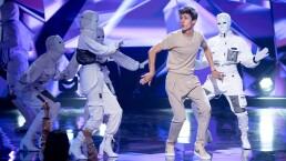 Revive la divertida coreografía de Juanpa Zurita en ¿Quién es la Máscara?