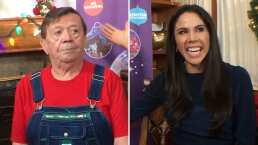 Por gorrona: Así fue la incómoda entrevista entre Chabelo y Paola Rojas