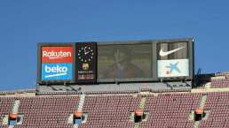Homenaje del Barça a Maradona le pone la piel chinita a Messi