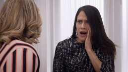 ¡Andrea cachetea a Irene por su traición!