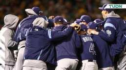 Revive el triunfo de los Rays ante los Oakland Athletics
