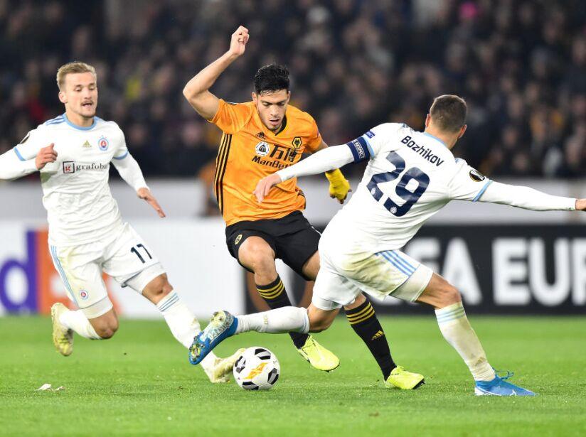 Wolverhampton Wanderers v Slovan Bratislava: Group K - UEFA Europa League