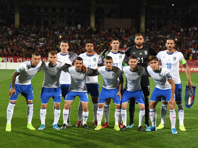 Armenia v Italy - UEFA Euro 2020 Qualifier