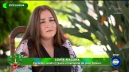 Sonia Magaña amiga de Juan Gabriel, habla de su muerte