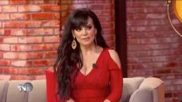 Más Noche: Maribel Guardia reveló que quería ser monja de chiquita