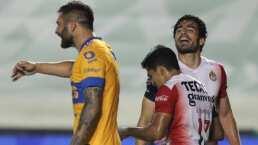 """Briseño aclara 'agarrón' con Gignac: """"Es mi amigo"""""""