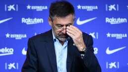 Barcelona reúne firmas y habrá voto de censura contra Bartomeu