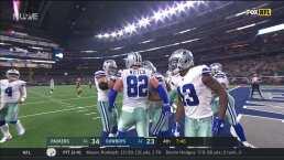 Gran touchdown de Amari Cooper