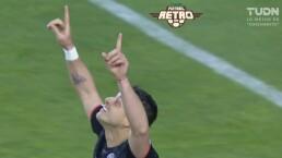¡Lo hacía ver fácil! 'Chicharito' celebró en una goleada a Paraguay
