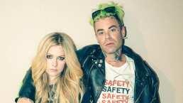 Avril Lavigne luce más acaramelada que nunca en cursi momento junto a su novio