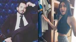 José Eduardo Derbez le dice 'gorda' a su novia y esta es su reacción