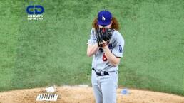 El pitcher Dustin May valora el juego de los mexicanos en Dodgers