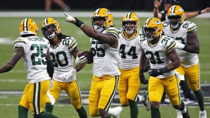Los Saints caen 37-30 en casa frente a los Packers y arrancan la temporada 2020 con marca negativa.