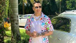 El cubano que toca reggaeton con basura