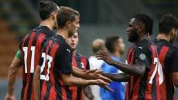 El hijo de Paolo Maldini anota con el AC Milan
