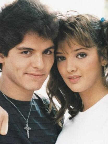 'Quinceañera' fue una telenovela mexicana producida por la productora Carla Estrada en 1987. El melodrama estuvo protagonizado por Adela Noriega, Thalía, Ernesto Laguardia y Sebastián Ligarde, entre otros. Aquí te mostramos cómo lucen los actores a más de 30 años de su estreno.