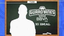 El 11 ideal de la primera mitad en el Guard1anes 2020 BBVA MX