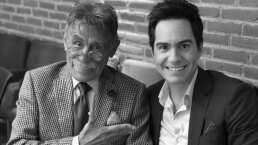 'Gracias por tanto': Mauricio Ochmann rinde tributo a Héctor Suárez
