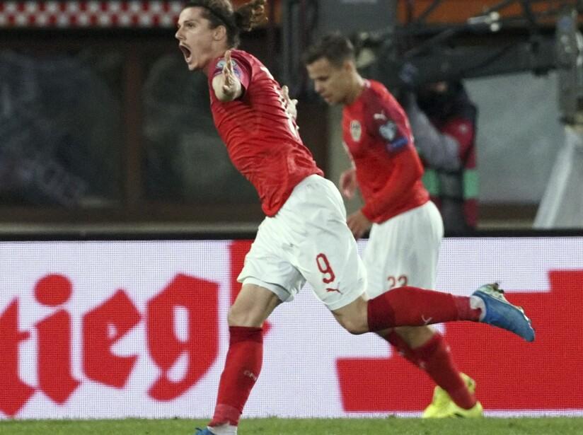 Austria Israel Euro 2020 Soccer