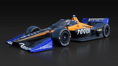 Arrow MacLaren con Schmidt-Peterson Motorsports se fusionaron para correr la temporada 2020 de la Indy Car con los dos ultimos campeones de la Indy Lights, Patricio OWard con el auto 5 y Oliver Askew con el número 7.Se espera que el español Fernando Alonso corra con ellos en las 500 millas de Indianápolis en mayo próximo.