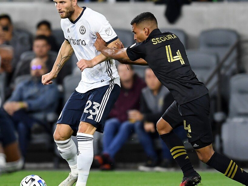 MLS: Philadelphia Union at Los Angeles FC