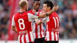 Lozano no descarta salir del PSV