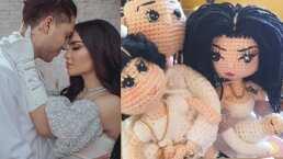 Con muñecos y tatuajes: las reacciones de los fans de Kim Loaiza y JD Pantoja a la llegada de su bebé