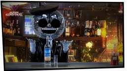 El súper poder de Disco Ball es llevar alegría al mundo con su luz