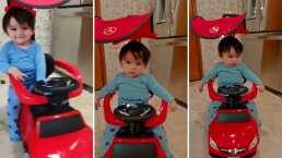 Como uno no es suficiente, hijo de Sherlyn estrena otro auto de lujo y la actriz lo muestra en video