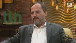 """""""¿Y esta rosa?"""": El creador de 'La Rosa de Guadalupe' confiesa cómo eligió el nombre y el símbolo del programa"""