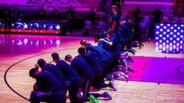 Protesta y unión en la NBA tras la toma del Capitolio