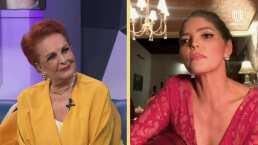 Así reaccionó Ana Bárbara cuando María Levy le preguntó si podía llamarla 'mamá'