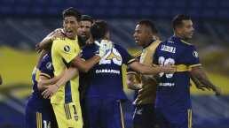Boca Juniors eliminó de la Copa Libertadores a Inter en penales