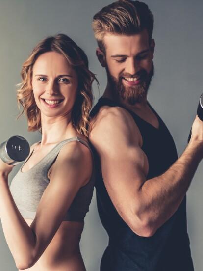Despídete de la flacidez y luce unos músculos tonificados con ayuda de algunos alimentos. ¡Haz clic en la galería e inclúyelos en tu dieta!