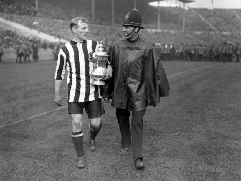 FA Cup Escort