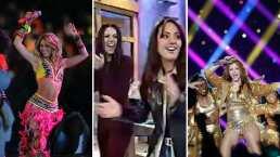 Antes del Super Bowl y el Mundial, Shakira también bailó en 'Hoy' al ritmo de 'Felicidades'