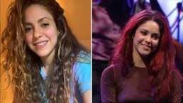 Shakira asombra con radical cambio de look, dice adiós al rubio y se tiñe el cabello de rosa