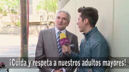 ENTREVISTA: ¡Sergio Klainer saqueado y asaltado en su regreso a Televisa!