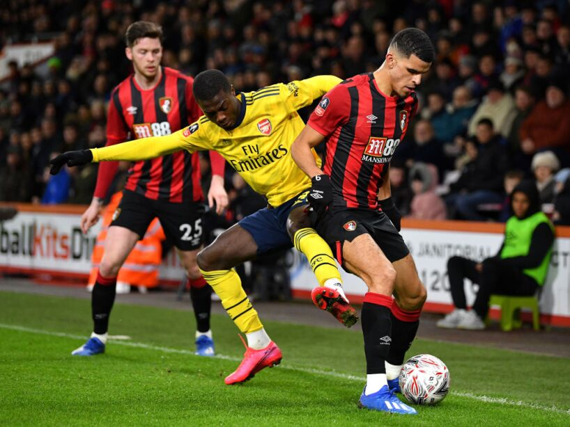 AFC Bournemouth v Arsenal FC - FA Cup Fourth Round
