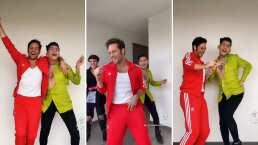Christopher Uckermann estrena sencillo y pone a Kunno a bailar con él