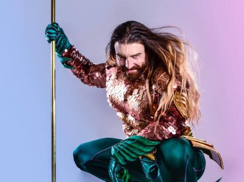 Aquaman Ladybeard