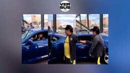 La aventura de Maradona en Culiacán con el auto que dejó guardado en la cochera