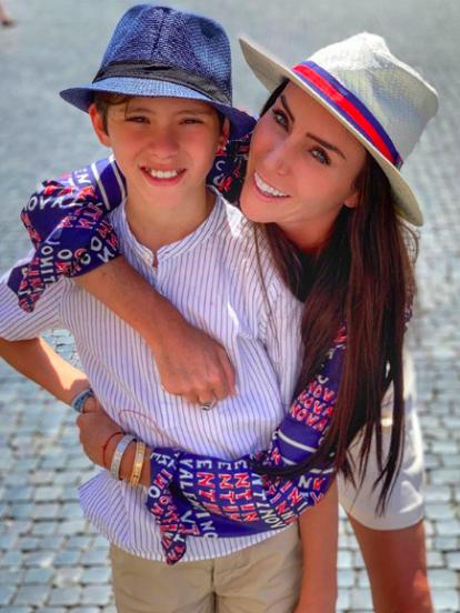 Como es costumbre en los cumpleaños de sus hijos, Inés Gómez Mont utiliza sus redes sociales para compartir las celebraciones que prepara para cada uno de ellos, incluyendo a Mayito, quien es fruto del primer matrimonio de su esposo, el abogado Víctor Manuel Álvarez Puga.
