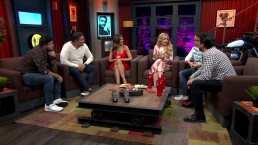 Raquel Bigorra y Vielka Valenzuela se reconcilian en 'Miembros al Aire'