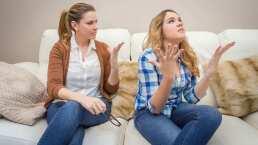 Relación tóxica; Madre e hija
